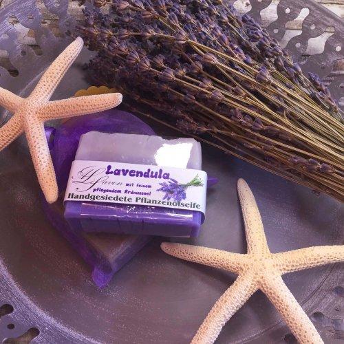 Lavendel Naturseife