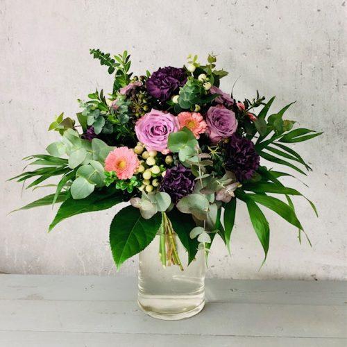 Blumenstrauß flieder lila