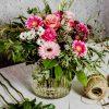 Blumenstrauß im Abo