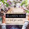 Premium Blumen Abo