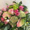 Strauß Sweet Elegance in pink mit Rosen