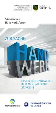 Sächsisches Staatsministerium Design und Handwerk