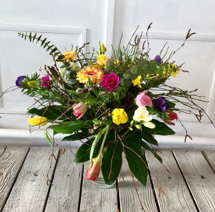 Blumenstrauß spring time