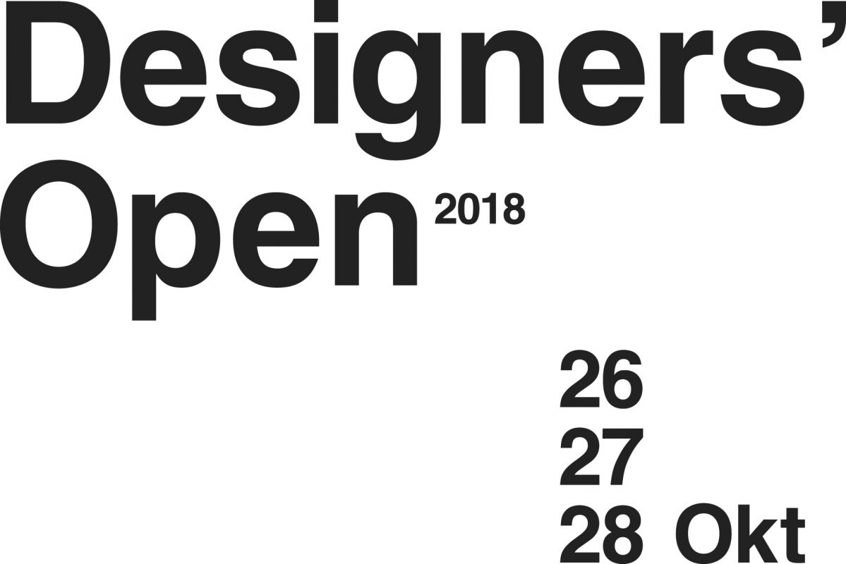 designers open 2018