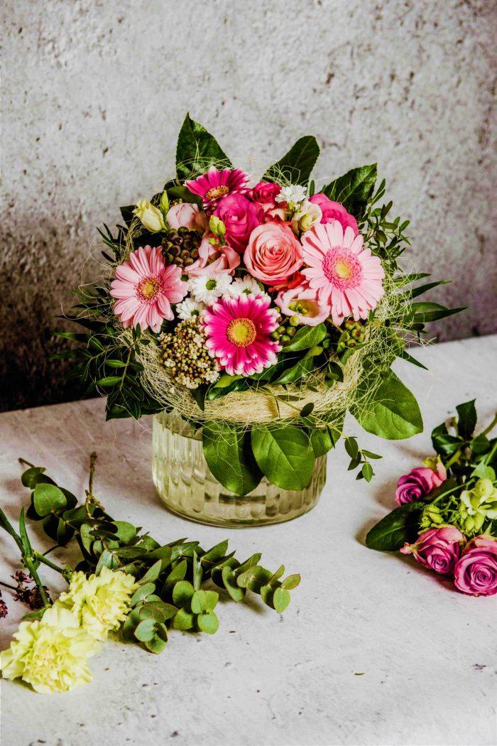 Blumenstrauß im Abo alle 2 Wochen
