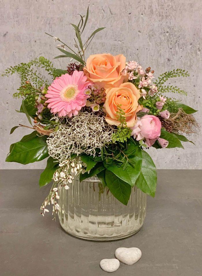 Blumenstrauß Der kleine Minigarten